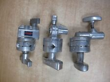 AVENGER D200 Mathews MSE Norms 33 GRIP HEAD Clamps 2-1/2IN lot of 3