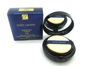 Estee Lauder Double Wear Cushion B.B Liquid Compact SPF 50 ~ 3N1 Ivory Beige ~