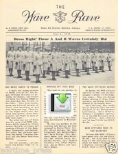 *CD PDF 11 Issues - The Wave Rave 1944-45 Norfolk Virginia Naval Air Station