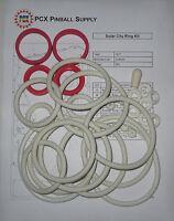 1977 Gottlieb Solar City Pinball Machine Rubber Ring Kit