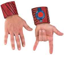Spider-Man Web Shooter Cuffs Blaster Adult Unisex Costume Accessory Prop