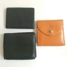 DIOR HOMME IL BISONTE and more Wallets Card Holder Lot of 3 Authentic nzk-95