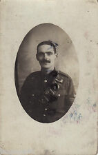 WW1 Soldier Battery Sgt Ewing Royal Artillery in France