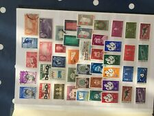 Suriname mint and used stamps incl better sets good cat value