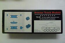 ARMOUR TRACK MODELS 1:35 TK-06 US T-85E1 RUBBER TRACK CIGOLO IN GOMMA  ART 02036