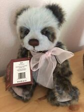 Charlie Bears Niall Designed By Isabelle   Lee CB151521B Excellent Condition