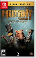 Mutant Year Zero: Road to Eden Nintendo Switch Brand New Sealed