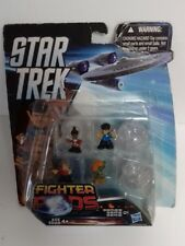STAR TREK - Fighter Pods Series 1 New Hasbro Sealed 2013 Paramount Toy Figures