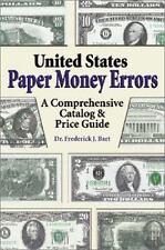 U.S. Paper Money Errors-ExLibrary