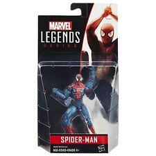 Spider-MAN-HASBRO MARVEL LEGENDS SERIES Figura De Acción-Nuevo/cardada Reino Unido Stock