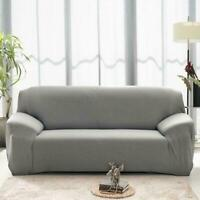 For Living Room Couch Elastic White Sofa Cover Stretch Hot Sofa Tight Cover U3P7