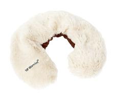 WARMIES® Greenlife Wärmeprodukt Neck Warmer beige Korn-Lavendel-Füllung 08014