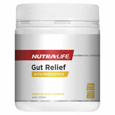 Nutralife Gut Relief with Prebiotics Powder - 180g