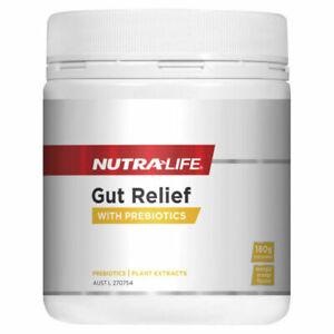 Nutralife Gut Relief with Prebiotics Powder - 180g