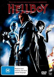 Hellboy - Rare DVD Aus Stock New Region 4