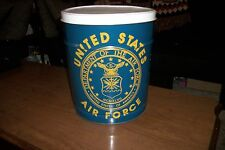 United States Air Force Tin - Bertels Can Co. Tin Wilkes-Barre PA