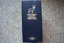 U.S. FDI Golden Replicas of the 1987 U. S. Wildlife complete set #2286 to #2335