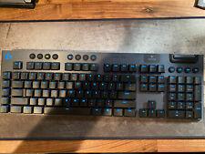 Logitech G915 (clicky) Wireless RGB Mechanical Gaming Keyboard
