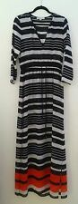 MICHAEL KORS - Helsinki Long Sleeve Maxi Dress