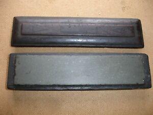 Vintage Llyn Idwal natural hone ~ sharpening stone whetstone