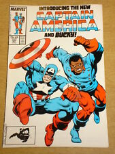 CAPTAIN AMERICA #334 MARVEL COMIC HIGH GRADE NICE CONDITION OCTOBER 1987