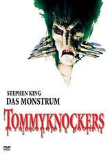 Stephen King DAS MONSTRUM - TOMMYKNOCKERS  Horror Kult 1993 DVD Neu