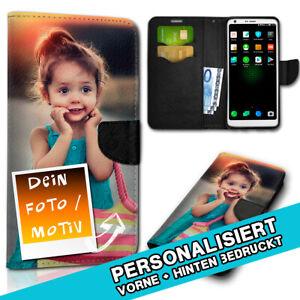 Für Xiaomi Redmi 9 - Book Flip Handy Case Tasche Hülle Etui DEINDESIGN