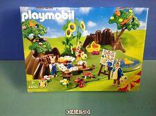 (O4450) playmobil set spécial paques lapins ref 4450