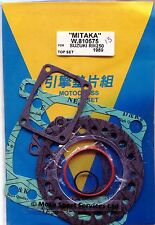 Top End Gasket Set Suzuki RM250 RM 250 1989-1990 K L Mitaka