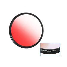 40,5mm  Verlaufsfilter  Farbfilter rot  Gradual 40,5mm