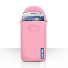 Caseflex Samsung Galaxy A5 (2017) Case Best Neoprene Pouch Skin Cover Baby Pink