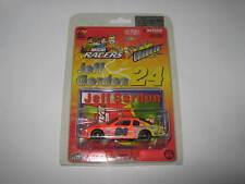 RARE 1999 Jeff Gordon 9Photos Featuring Charger card NASCAR Racers 1:64 Action