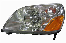 03 04 05 Honda Pilot Left Driver Headlight Headlamp Lamp Light