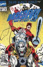 Daredevil #308 Near Mint (Vol 1 1963) Dead Man'S Hand Story