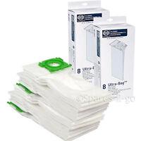 16 x SEBO Genuine Upright Vacuum Cleaner Bags C1 C2 C3 X1.1 ULTRA-BAG 5093ER