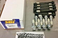 Chevrolet Small Block Stock Head Bolt Kit SBI 220-1018 Does ONE Head 1 Set