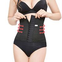 Waist Trainer Cincher Body Shaper Women Shapewear Tummy Control Slimming Corset