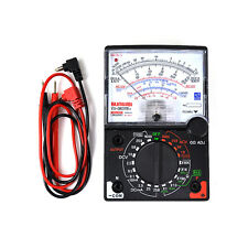 YX-360TR N Analogue Meter Multimeter Multitester Fuse Diode Protection DC & AC