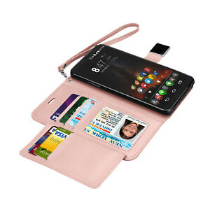 For LG Stylo 4 5 6 7 5G Phone Case Shockproof Leather Wallet  ID Card Flip Stand