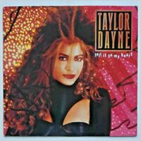 Taylor Dayne - Tell It To MY Heart -CD FREE SHIPPING