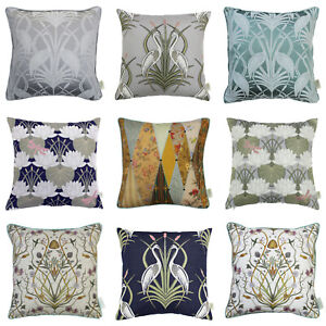 Escape To The Chateau By Angel Strawbridge Cushion Selection Seen On Channel 4