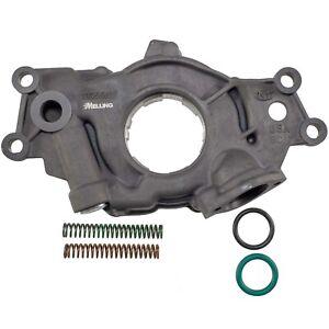 Melling 10355HV High Volume Pressure Oil Pump 2003-17 Chevy GM GMC 5.3 6.0 6.2