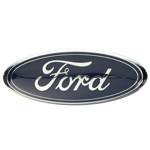 11-16 Ford F250 F350 Super Duty Front Grille Blue Oval Emblem OEM BC3Z-8213-A