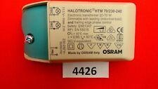 Osram Halotronic-Trafo Htm 70/230-240