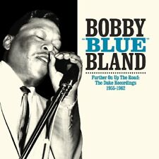 Bobby Blue Bland  Further on Up the Road (Audio CD - Apr 29, 2016) 2 CDs NEW