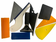 PRO Window Tinting Tools Kit, Auto Car Vinyl Wrap Application Film USA Blue max
