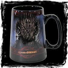 Game of Thrones Krug - Eiserner Thron - GoT  Fantasy Bierkrug Geschenk Tasse