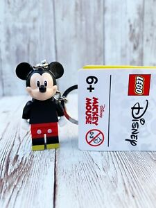 LEGO Mickey Mouse - Key Chain - Keyring 853998 - New 2020