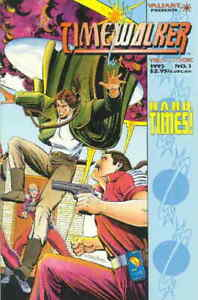 Timewalker Yearbook #1 VF/NM; Valiant | save on shipping - details inside
