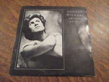 45 tours GEORGE MICHAEL careless whisper